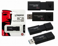 USB Kingston DataTraverler 100G3 8Gb 3.0