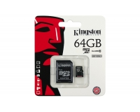 THẺ NHỚ 64GB Kingston Micro SDXC (Class 10)