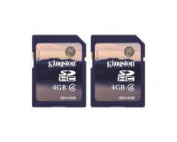 THẺ NHỚ 4GB KINGSTON SDHC (Class 4)